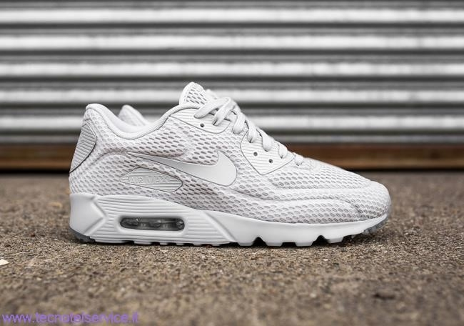 Air Max 90 Ultra Br Bianche
