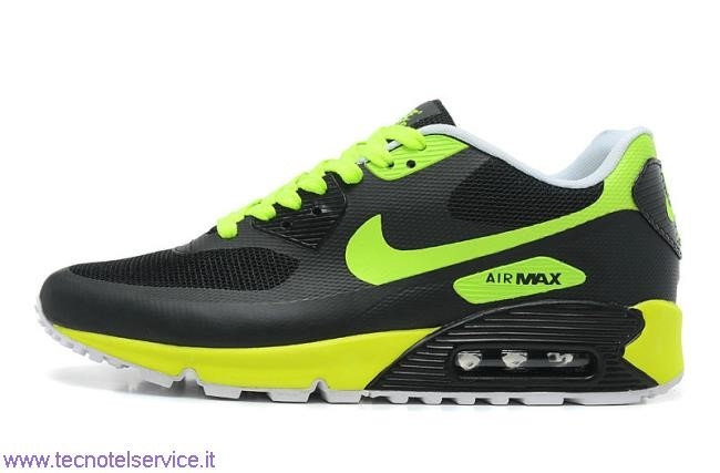 Nike Air Max 90 Hyperfuse Verdes