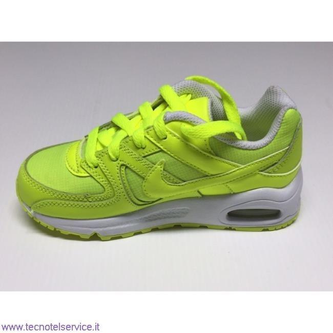 alta qualità stile squisito vendita uk air max gialle fluo