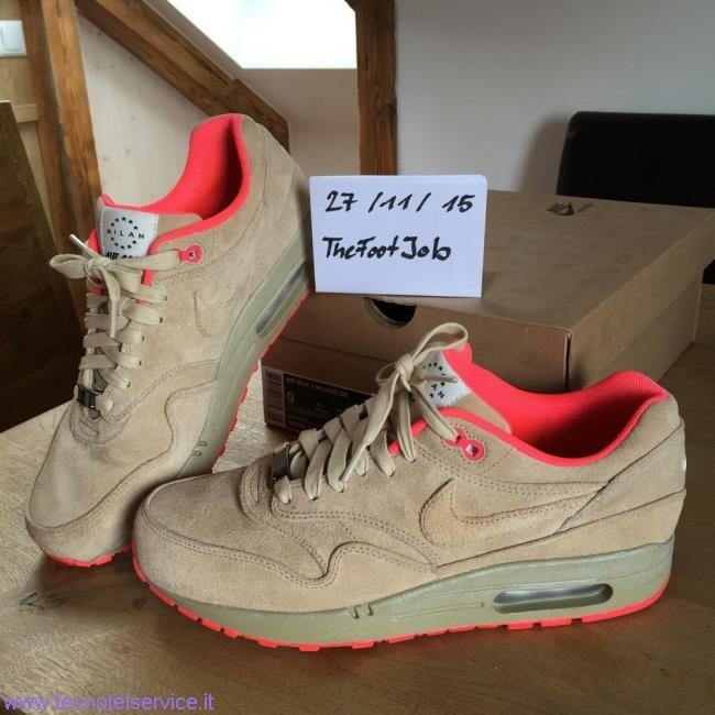 uk store sneakers new photos Nike Air Max 1 Milano Qs tecnotelservice.it