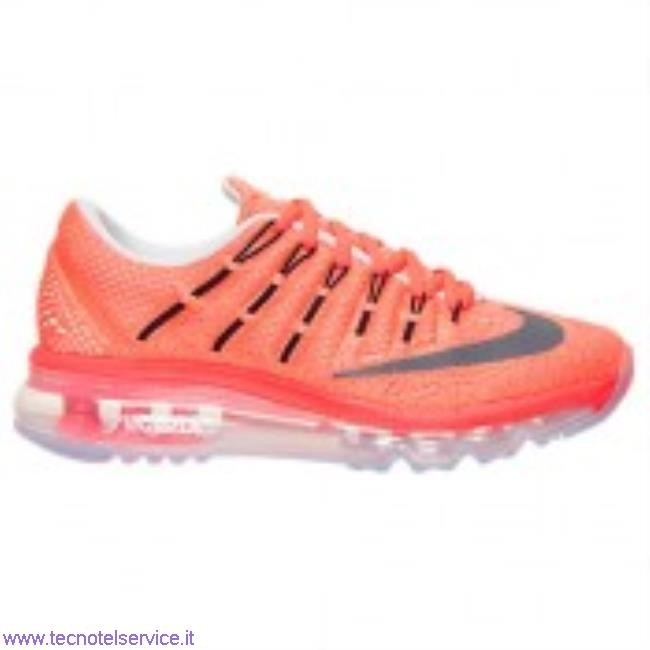 Air Max Rosse Alte