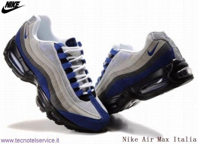 Nike Air Max 95 Blu tecnotelservice.it