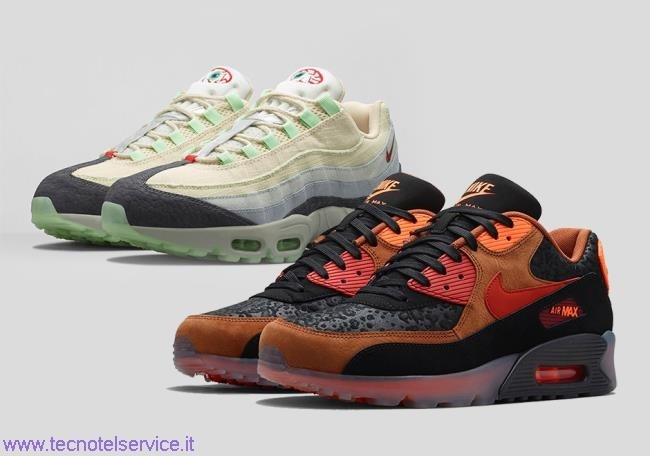 Air Max 95 Halloween