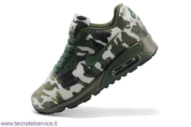 air max 2017 verde militare
