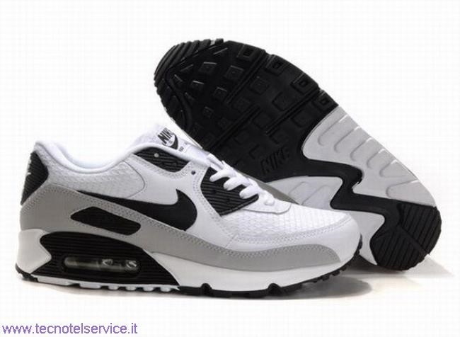Nike Air Max Bianche E Grigie tecnotelservice.it
