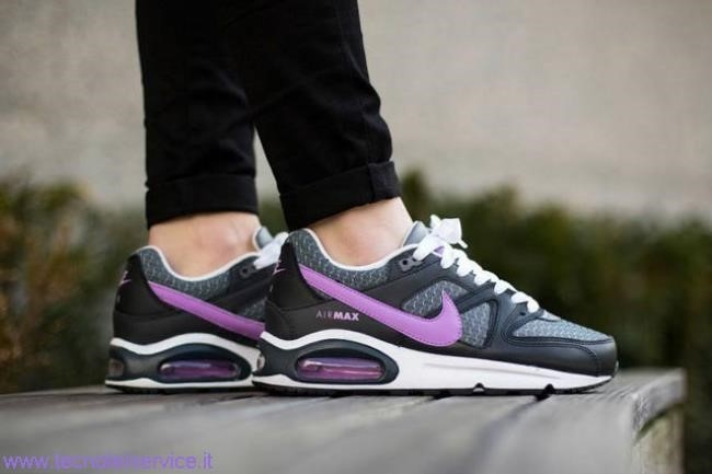 Nike Air Max Command Fucsia