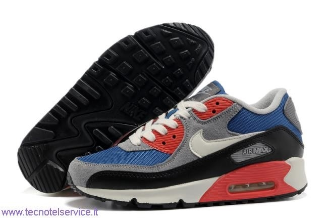Nike Air Max Rosse Bianche