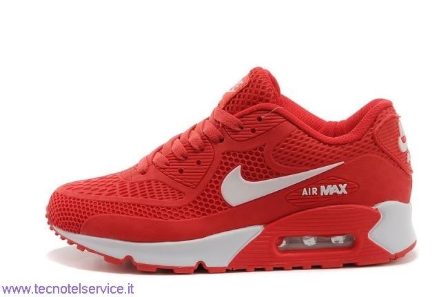 Nike Air Max Rosse E Bianche