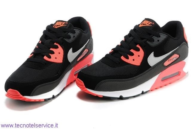 Nike Air Max Rosse E Bianche tecnotelservice.it