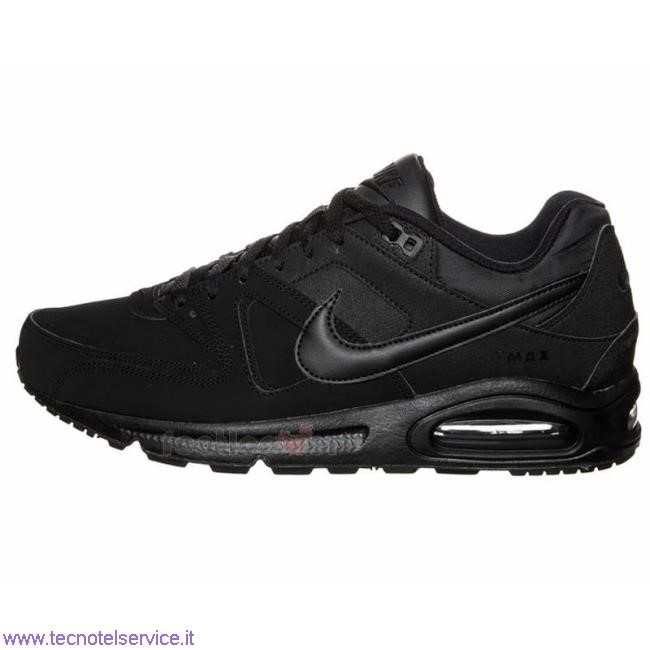 Air Max Command Leather Black