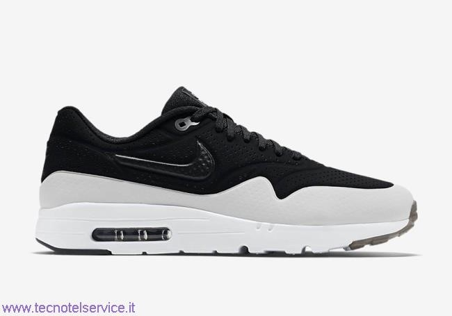 Air Max White And Black