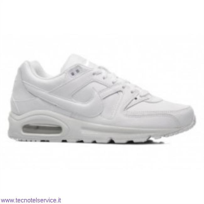 Air Max Command Leather White