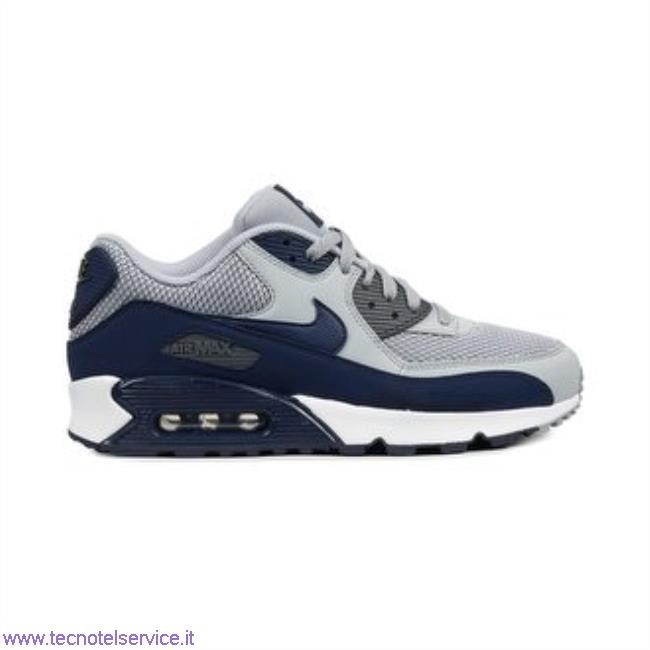 Nike Air Max 90 Bianche Indossate