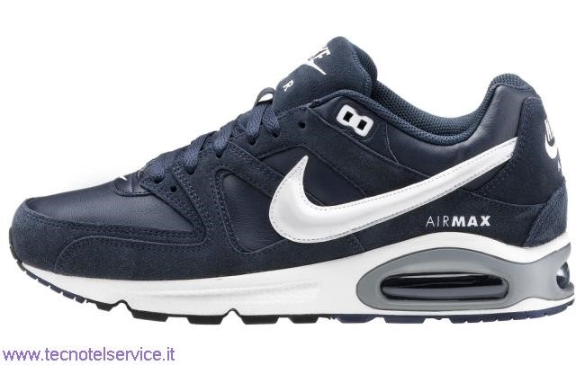 Nike Air Max Command Uomo Bianche