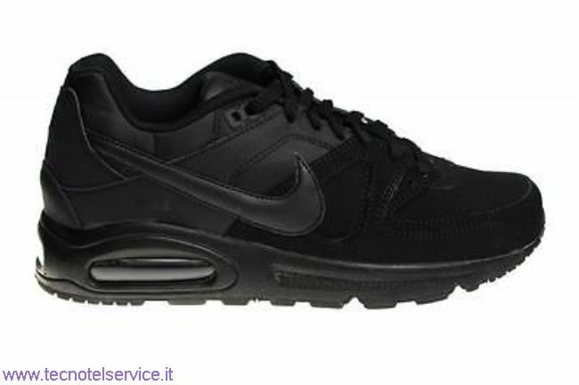 Nike Air Max Command Leather Nero