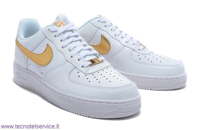Nike Air Force 1 Bianche Uomo
