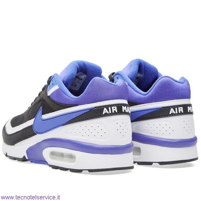 Nike Air Force Bianche E Blu