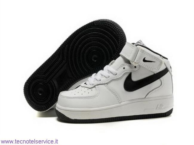 air force 1 gialle e bianche