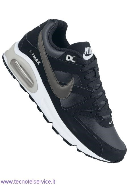Air Max Command Leather Nere